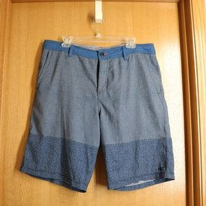 Lot of 2 Dark Blue O'Neill Board Shorts sz 36